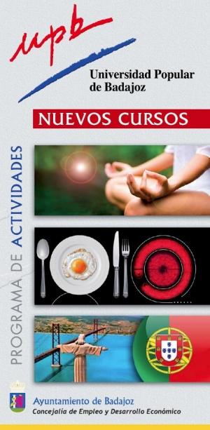 nuevos cursos upb