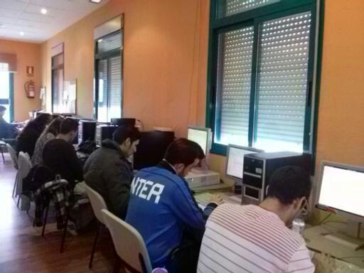 LOS ALUMNOS DEL PROYECTO ADARVE MEJORAN SU FORMACI�N EN HABILIDADES TECNOL�GICAS