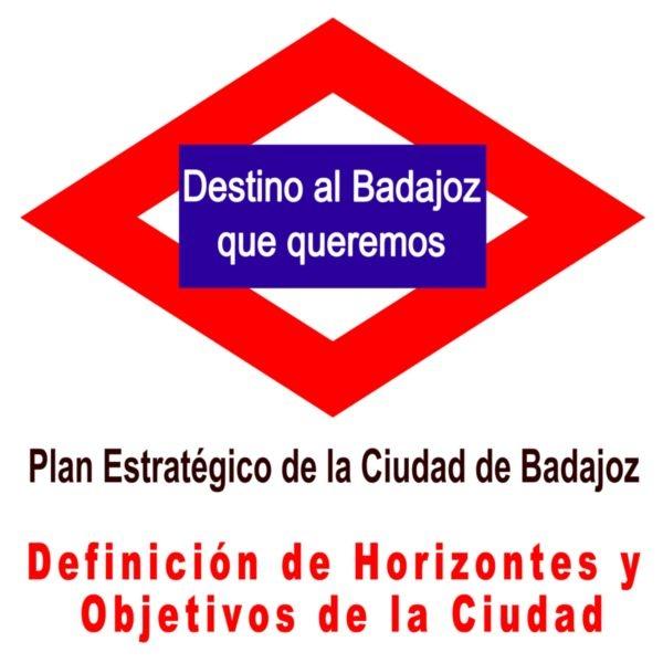 EL AYUNTAMIENTO DE BADAJOZ INVITA A LOS PACENSES A PARTICIPAR EN UNA JORNADA SOBRE EL FUTURO DE LA CIUDAD.