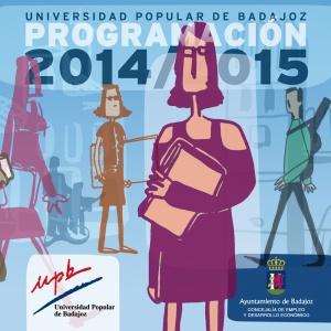Programa de Actividades UPB 2014-2015