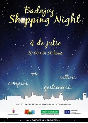 Shopping Night 2015 Badajoz