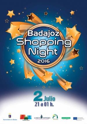 BADAJOZ SHOPPING NIGHT 2016