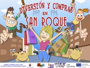 diversion en San Roque