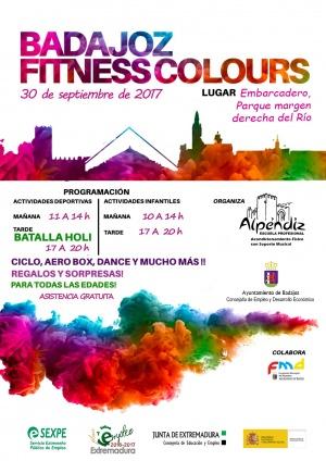 Badajoz Fitness Colours