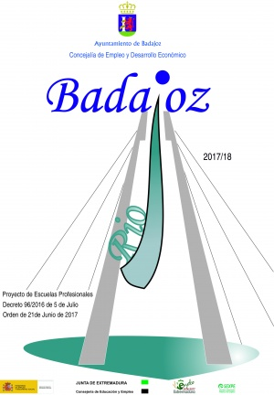 PORTADA BADAJOZ RIO