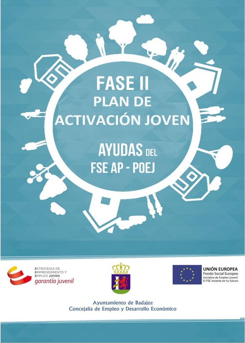 LISTADO PROVISIONAL DE ADMITIDOS EN LAS ACCIONES FORMATIVAS DEL PLAN ACTIVACI�N JOVEN FASE II