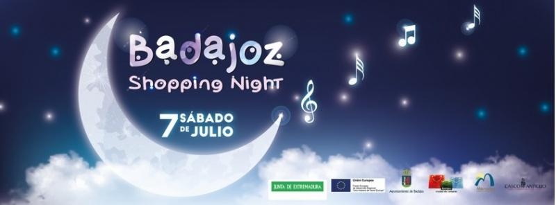 SHOPPING NIGHT BADAJOZ 2018