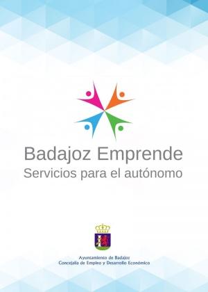 Proyecto Badajoz Emprende. Servicios para el autónomo
