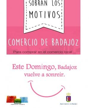 Este Domingo, Badajoz vuelve a sonreir