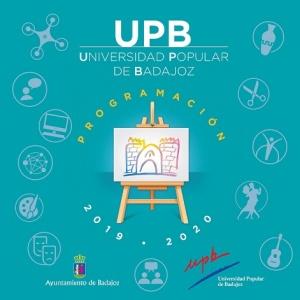 Cursos Universidad Popular 2019-2020 1ª Fase