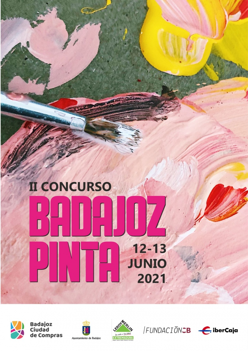 II Edici�n del concurso Badajoz Pinta