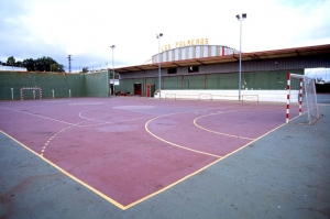 Polideportivo Las Palmeras - Pista Polideportivas