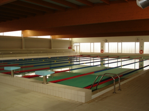 Ayuntamiento de badajoz for Piscina municipal san roque