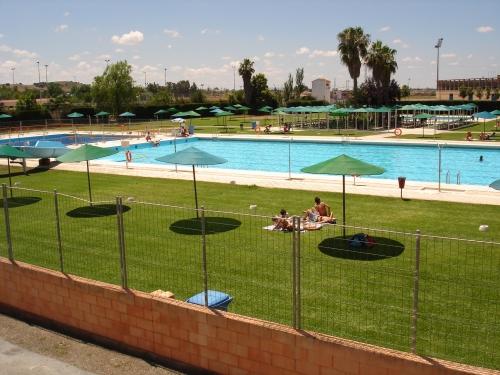 lbum c d m la granadilla piscinas ayuntamiento de