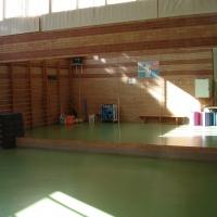 C.D.M. La Granadilla - Sala de Karate y Aeróbic