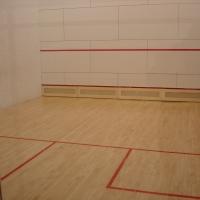 C.D.M. La Granadilla - Pistas de Squash