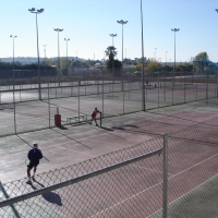 C.D.M. La Granadilla - Pistas de Tenis