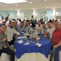 Cena Clausura 32º Juegos Deportivos Municipales F.M.D.