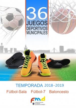 36º Juegos Deportivos Municipales F.M.D.