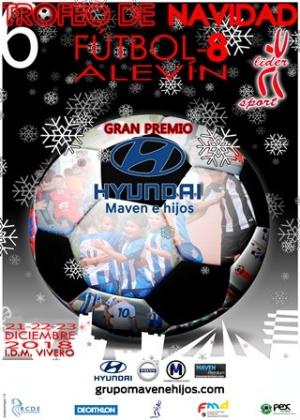6º Trofeo de Navidad Fútbol 8 Alevin
