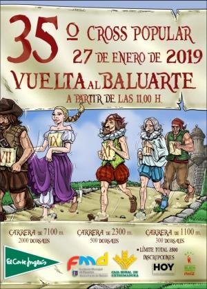35º Cross Vuelta al Baluarte