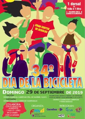 34º Día de la Bicicleta 2019