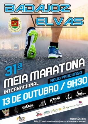 31ª MEIA MARATONA INTERNACIONAL BADAJOZ-ELVAS