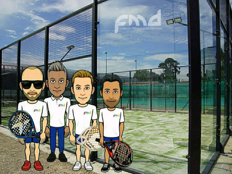 Monitores tenis y padel