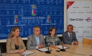 Firma acuerdo IFEBA-IBERCAJA