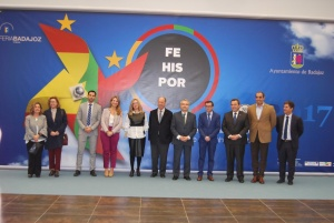 Inauguracion Fehispor 2017