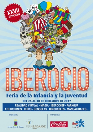 Cartel Iberocio 2017