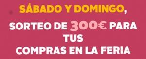 Sorteo 300,00€ Feria del Mueble y Decoración