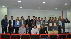 Ganadores Campeonato Skills Extremadura