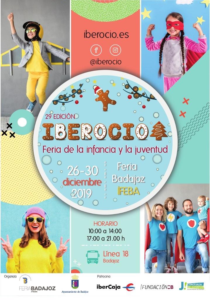 Cartel Iberocio 19