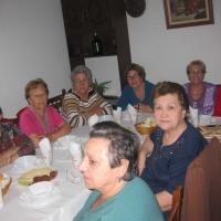SAGRAJAS 14/10/09 VII MES DEL MAYOR. EXPOSICIÓN DE MANUALIDADES Y DEGUSTACIÓN DE PLATOS