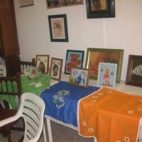 PARDALERAS 7/10/09. VII MES DEL MAYOR. EXPOSICIÓN DE MANUALIDADES Y CONCURSO DE PLATOS