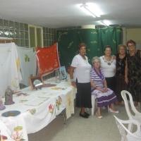 SAN ROQUE 08/10/09 VII MES DEL MAYOR. EXPOSICIÓN DE MANUALIDADES Y CONCURSO DE PLATOS