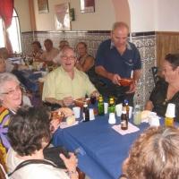 CERRO DE REYES 13/10/09 VII MES DEL MAYOR.GARBANZADA