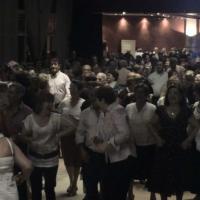 BAILE EN EL HOTEL RIO. 25/10/09. VII MES DE MAYOR.