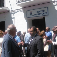 [03-05-10] Inaguración Centro de Mayores de Balboa