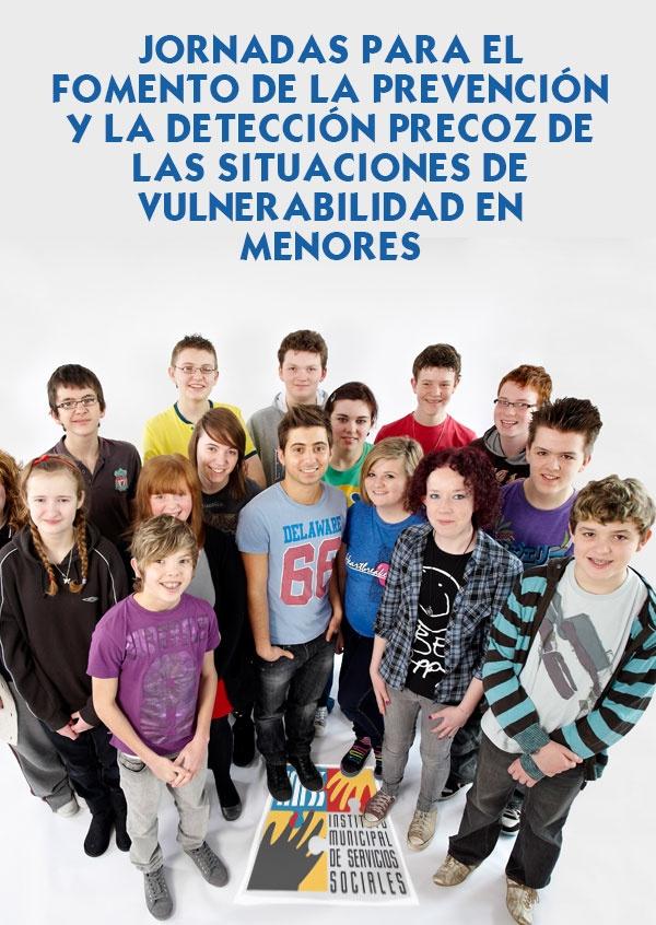 Jornadas �Nuevos Retos en la Intervenci�n con Menores y Adolescentes� organizadas por el IMSS