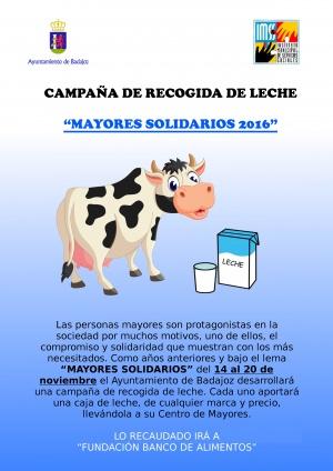 cartel campaña leche