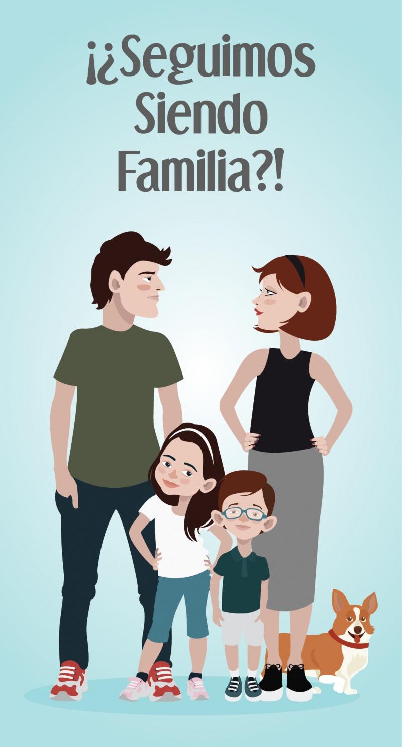 ��SEGUIMOS SIENDO FAMILIA?!