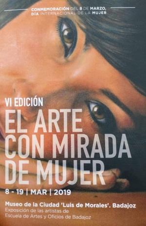 El Arte con mirada de Mujer