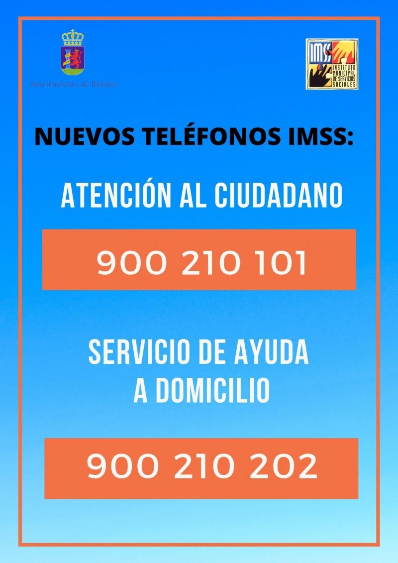TELEFONOS IMSS