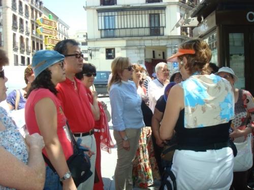 VIAJE A MADRID EN MAYO