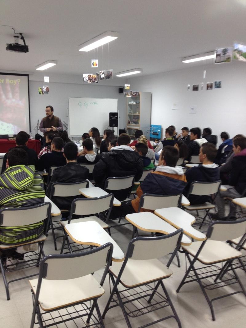 Lbum febrero 2014 sesi n i sensibilizaci n for Instituto ciudad jardin