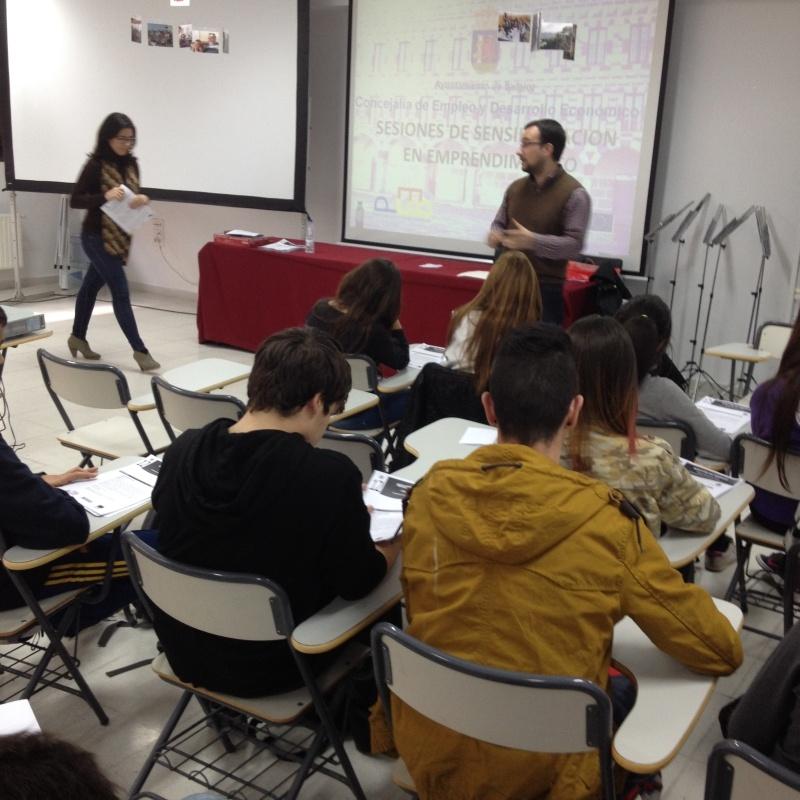 Lbum febrero 2014 sesi n iii sensibilizaci n for Instituto ciudad jardin
