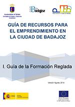 Guía de la Formación Reglada de la ciudad de Badajoz
