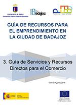 Guía de Servicios y Recursos Directos para el Comercio